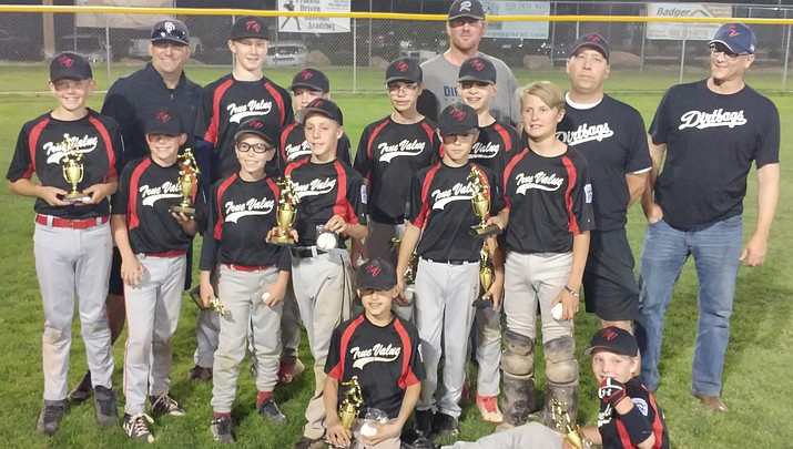 Little League: True Value tops Prescott Ortho to win city title, 10-7