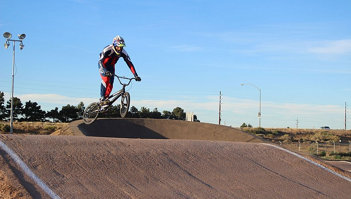 High Desert 66 BMX: ... With The Greatest of Ease