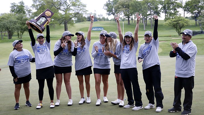 Arizona State wins 8th NCAA women's golf title