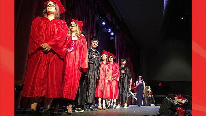 South Verde High School celebrates graduation at Philip England Center