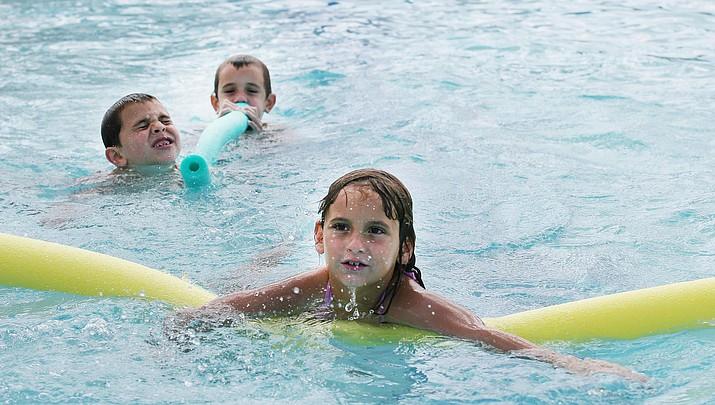 Camp Verde Heritage Pool opens Saturday