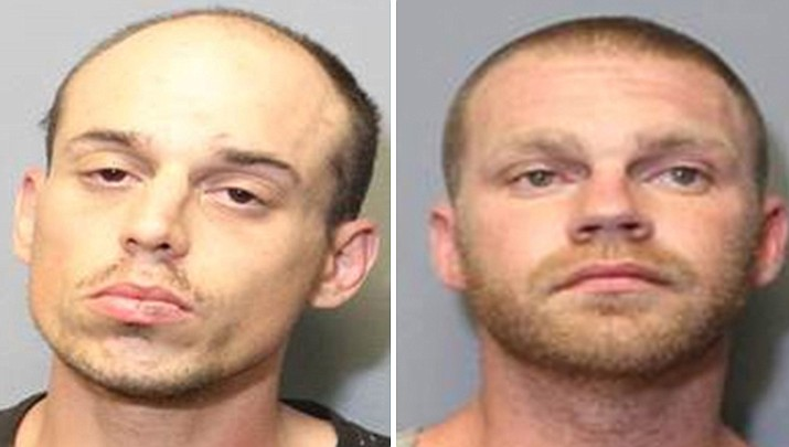 Two Flagstaff men arrested for alleged involvement in armed robbery