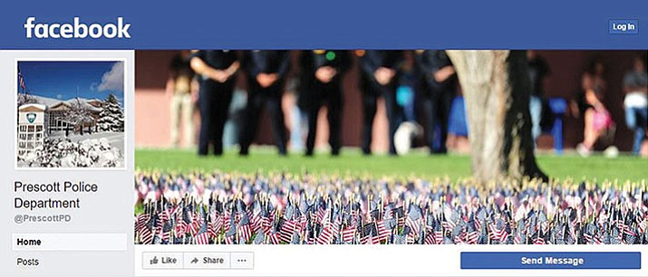 Area police take advantage of social media's reach