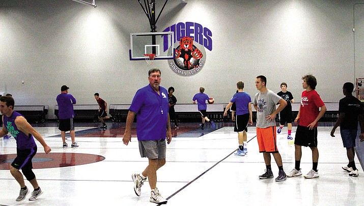 An Unexpected Ending: Former Kingman Academy boys basketball coach tells his side of the story