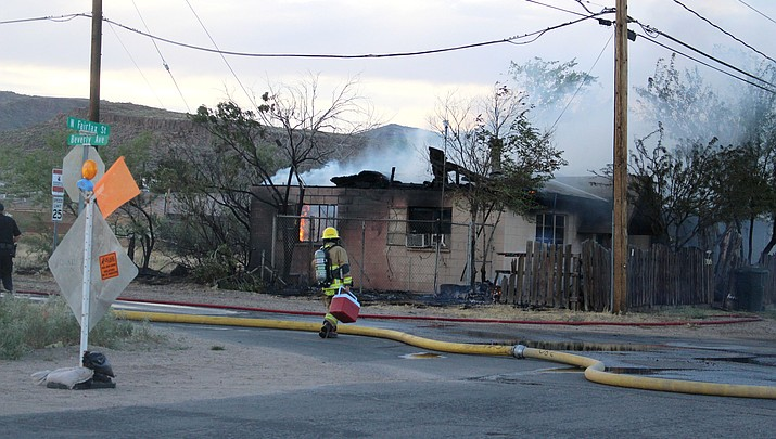 Why services were interrupted from Wednesday's fire under investigation