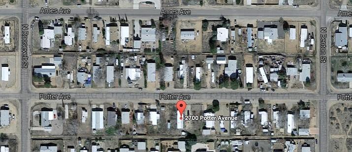 2700 Block of Potter Avenue