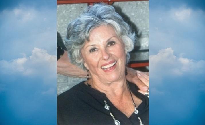 Beverly Elizabeth Brown  1934-2017