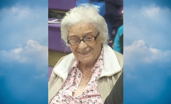 Helen Frances Martin 1920-2017