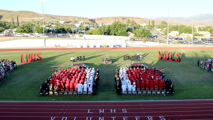 Lee Williams High School Class of 2017