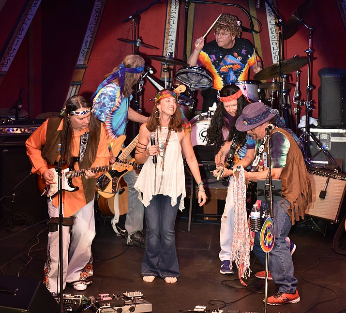 """Return to Woodstock"" tonight, June 2, at the Elks Theatre."