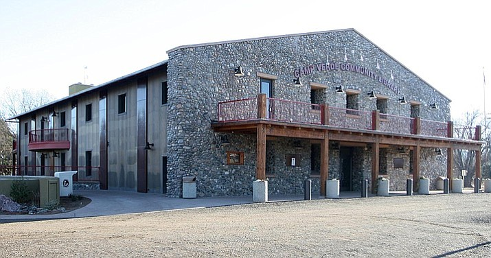 Camp Verde Community Library (Photo by Bill Helm)
