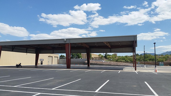 Cottonwood's Planning and Zoning Commission will consider design review approval to move an existing building to a vacant parcel to be used as a warehouse, located 223. E. Cherry St. (Photo Courtesy of City of Cottonwood Planning and Zoning Commission's agenda)