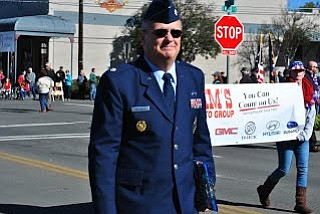 Retired USAF Lt. Col. Bill DeKemper
