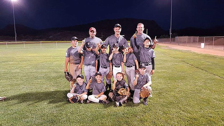 The Kingman Little League D-backs went 1-1 at the Minors Tournament of Champions.