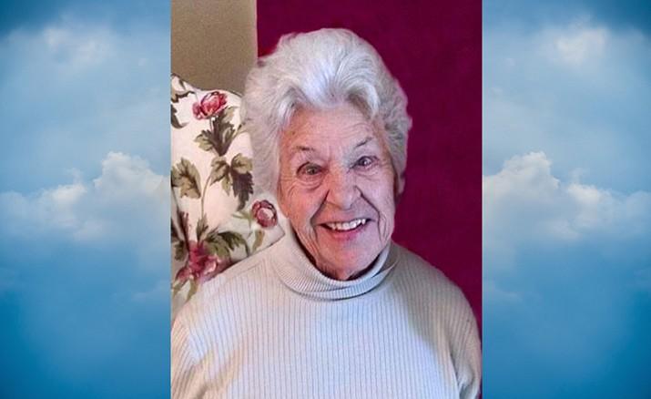 Jeanne A. Jones 1925-2017