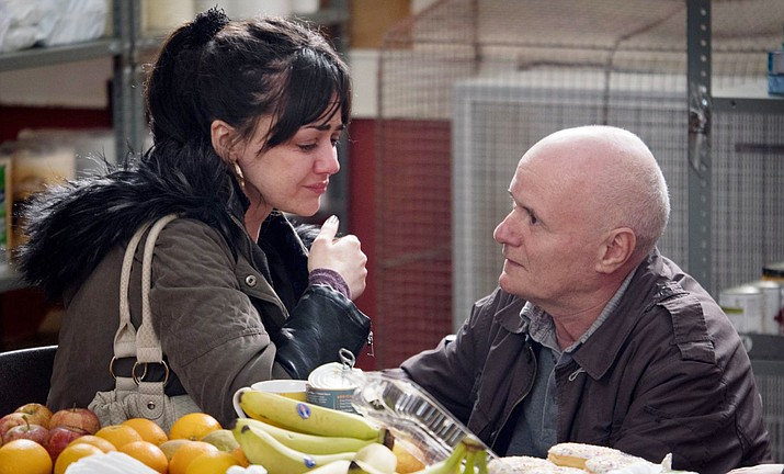 Sundance Selects 'I, Daniel Blake' stars Dave Johns, Hayley Squires and Sharon Percy.