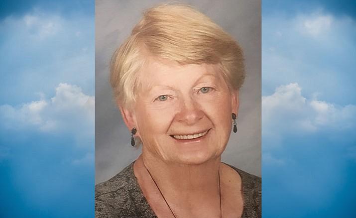 Geraldine Ruth Garrison
