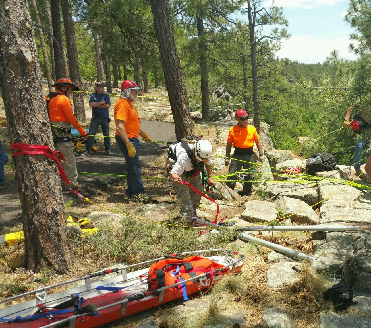 Coconino County Sheriff Logs Four Rescues In One Weekend