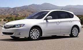 A suspect's vehicle is similar to this Subaru Impreza.