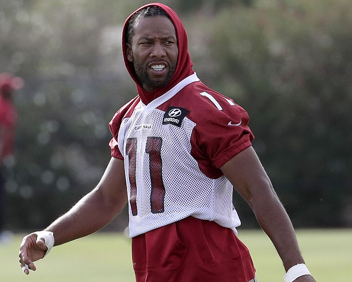 Larry Fitzgerald On Anquan Boldin Hes Like A Big Brother To Me