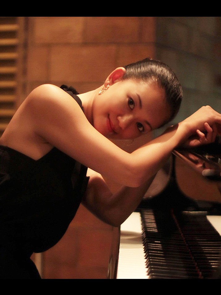 Yuko Mabuchi, the headliner for this year's Juneteenth event, is a young Japanese pianist who grew up listening to American music and found her passion with jazz.