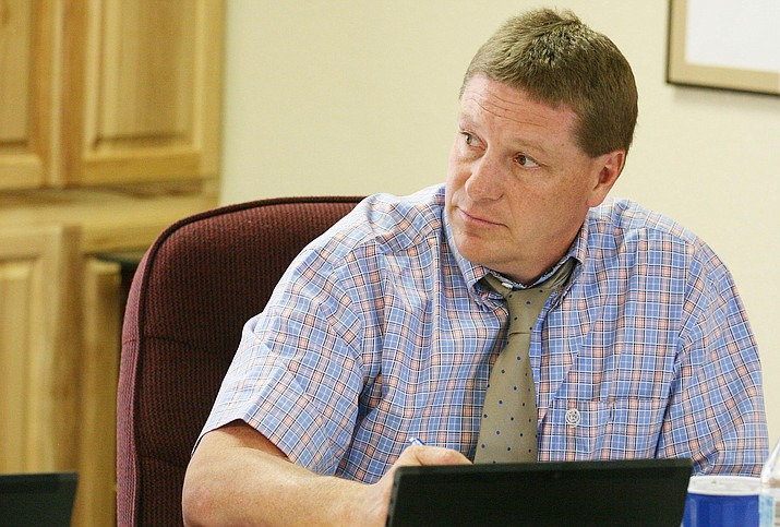 According to Valley Academy Superintendent Bob Weir, the next step in the mediation process between V'ACTE and Mingus Union High School District is to supply data to be analyzed for a solution. (Photo by Bill Helm)
