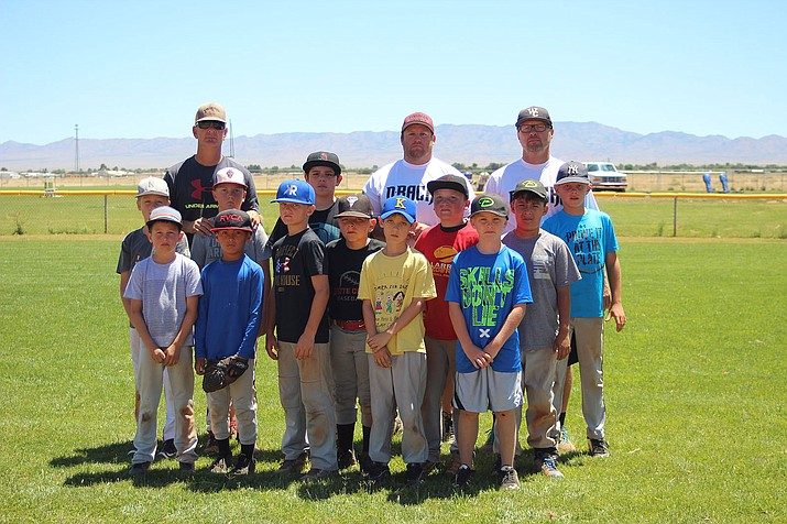 The Kingman North 8-10 All Stars dropped a 18-4 loss to Needles.