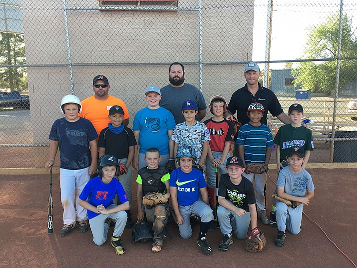 The Kingman 8-10 All Stars defeated Parker in five-innings and advanced to face Bullhead Saturday.