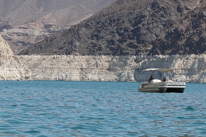 """The elevation being low gives the perception that there is no water in the lake but when people actually come they have a good time and enjoy themselves,"" Nelson said."