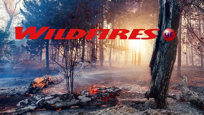 Agencies responding to 150 acre wildfire near Tusayan