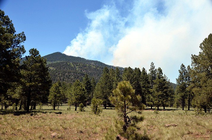 Coconino County has joined Coconino National Forest in implementing Stage 2 fire restrictions. Kaibab National Forest remains in Stage 1 restrictions.