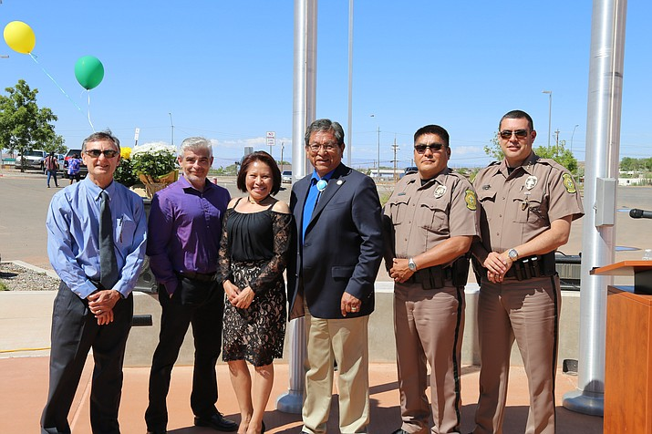 An upgraded 911 system in Tuba City will improve the Navajo Nation's ability to effectively respond to emergency situations.