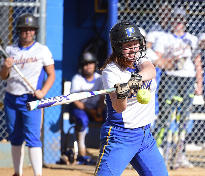 Softball Player of the Year: Kendall Schwartz, Prescott Badgers