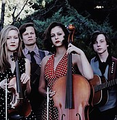 Prescott band Sugar and the Mint plays at Prescott Bluegrass Festival this weekend photo