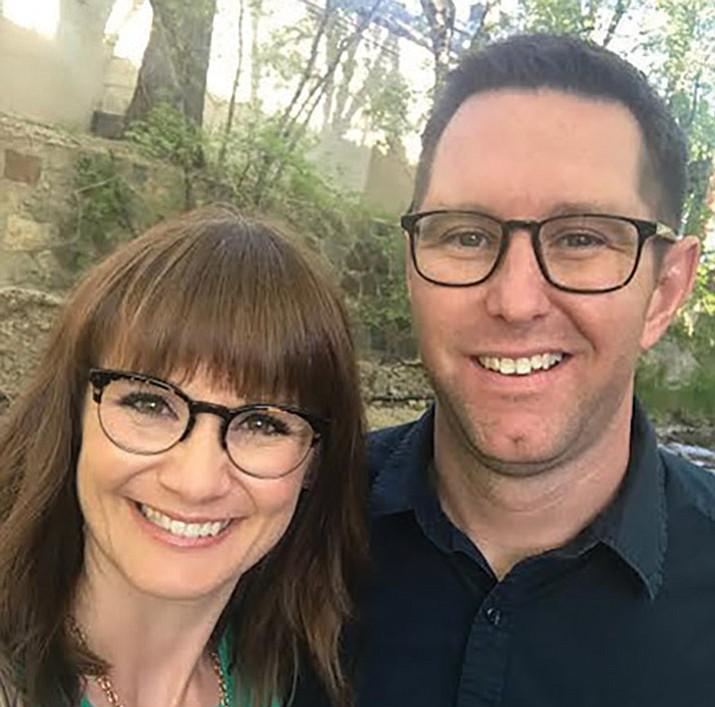 Pastor Will Peterson and his wife, Katie, plan to minister to youth at Canyon Bible Church of Prescott. (Canyon Bible Church/Courtesy)