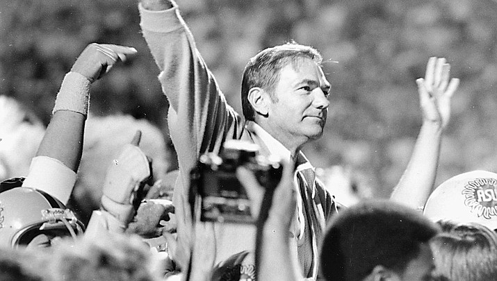 Frank Kush's legacy far greater than winning football games
