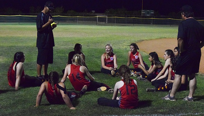 Verde Valley softball majors reach title game