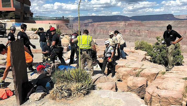 Search and rescue missions increase in northern Arizona