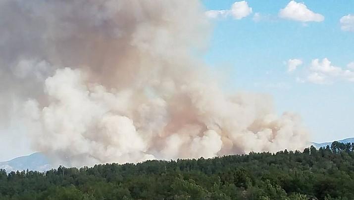 More roads closed near Goodwin Fire