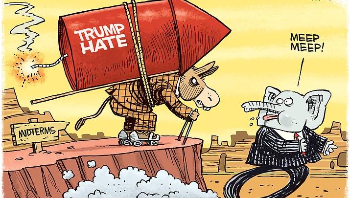 Editorial Cartoon B: June 26, 2017