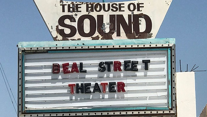 Beale Street Theater begins  its facelift