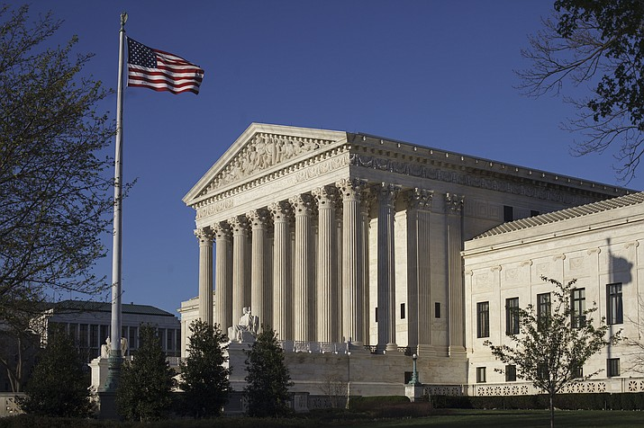 "In a brief order Monday, June 26, the U.S. Supreme Court, pictured above, asked the Department of Justice for its views on whether those in the Deferred Action for Childhood Arrivals program are legally present in this country. The answer will affect wither ""dreamers"" living in Arizona can get driver's licenses."