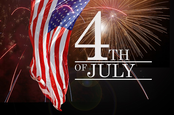 The city of Williams is hopeful conditions will be favorable for the return of fireworks to Williams this Fourth of July.