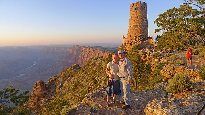 Glenn and Lori Tamblingson, who moved to Flagstaff, Arizona, from Florida in 2013, recently opened Canyon Country Tours.
