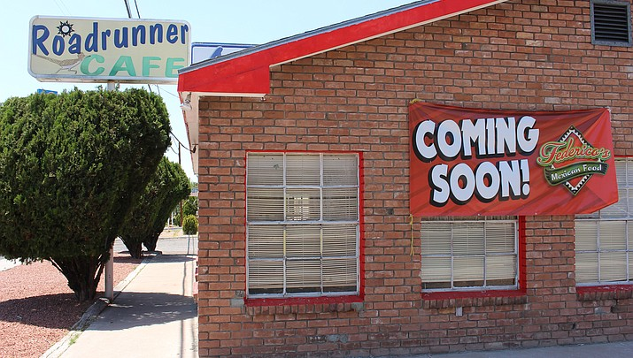 The Roadrunner Cafe  downtown will reopen as Federico's