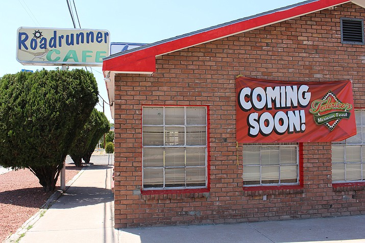 The Roadrunner Cafe may be closed, but will soon reopen as Federico's Mexican restaurant.