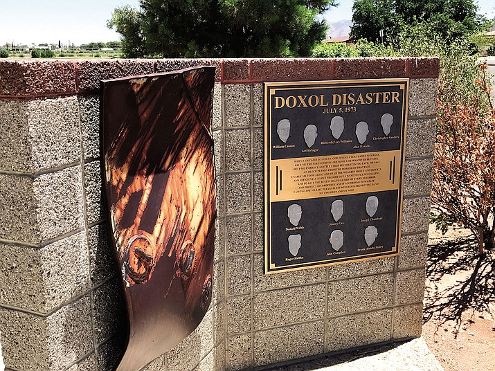 """The finish place of the """"Never Forget 11"""" 5k race will be here at Fireman's Park. The event will be held Saturday in remembrance of the 11 firefighters who lost their lives in the Doxol explosion."""