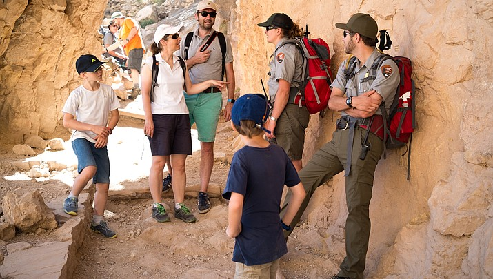 Grand Canyon one of top 13 safest travel destinations for families with children