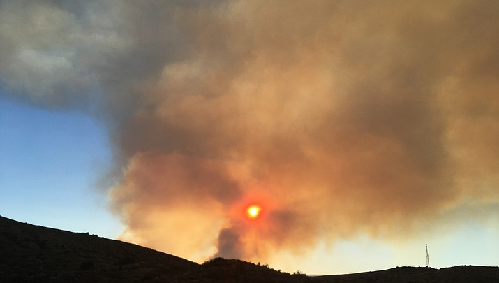 ADOT closes Highway 69 because of Goodwin Fire smoke