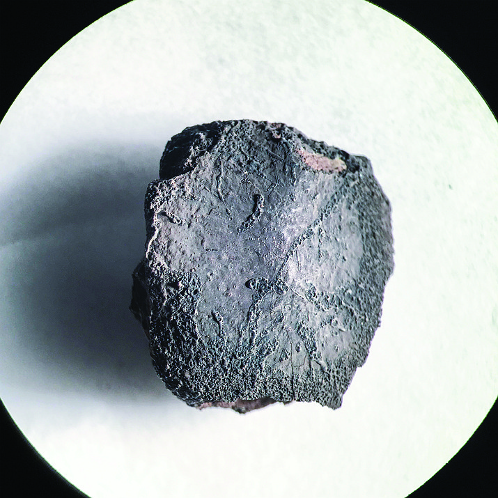 Dishchii'bikoh Ts'iłsoosé Tsee Meteorite (Cibecue Star Stone), 2016